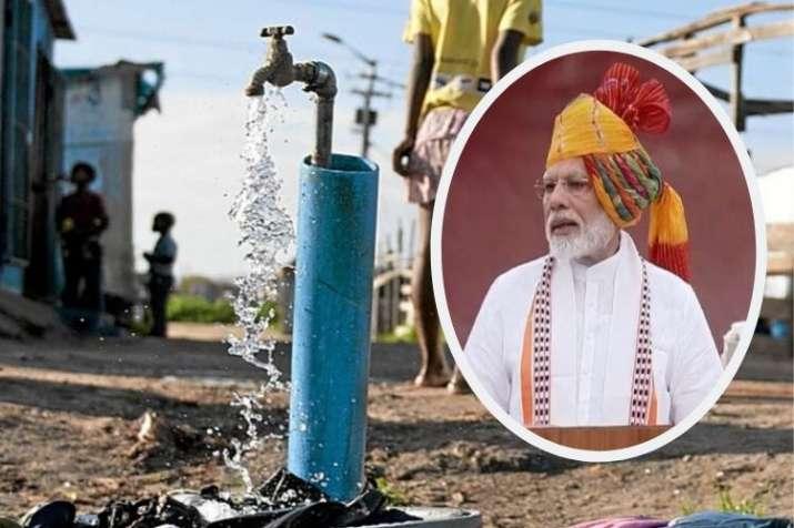 Image result for PM ने आज अपने भाषण में जल के संरक्षण पर दिया जोर