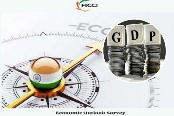 FICCI survey Says India's GDP to grow at 6 per cent in Q1 April-June - India TV Paisa