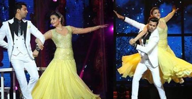 Urvashi Dance- India TV