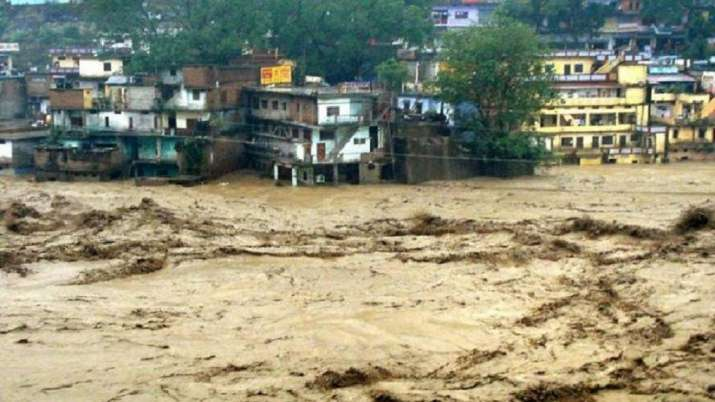 uttrakhand flood- India TV