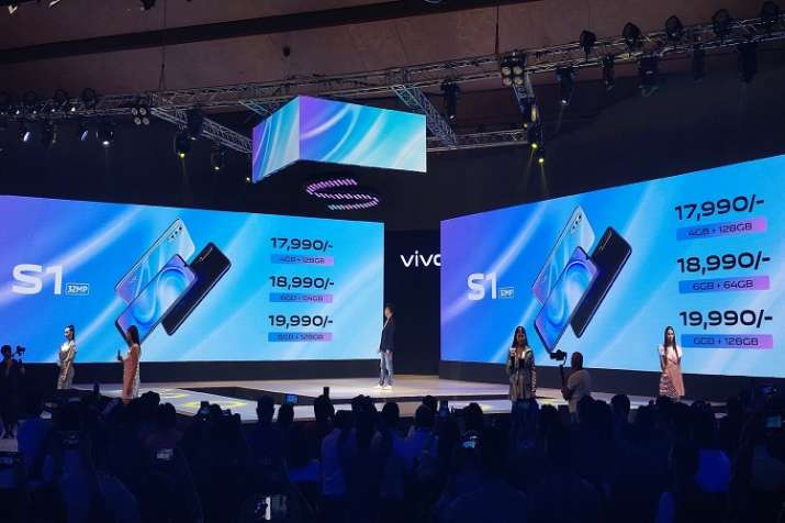 vivo s1 launch in india know price and specifications- India TV Paisa