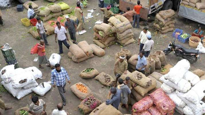 Wholesale inflation in July falls to multi-year low of 1.08 pc- India TV Paisa