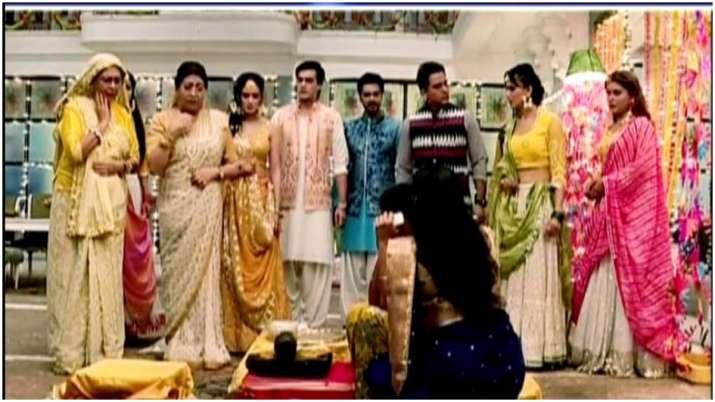 Saas bahu aur suspense- India TV