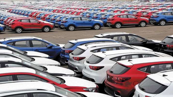 Major automobile manufacturers report sharp decline in...- India TV Paisa