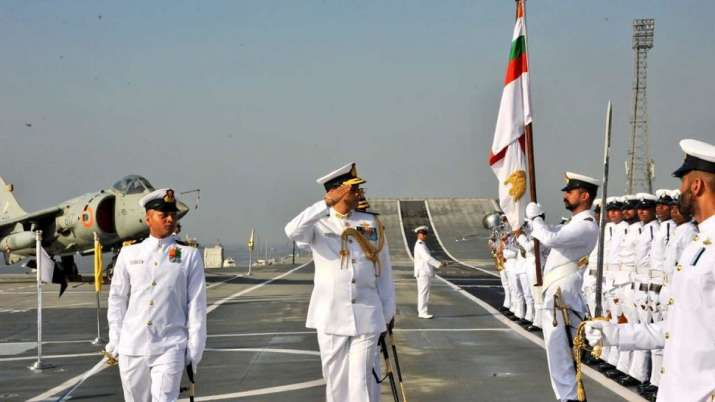 JOIN INDIAN NAVY MR ADMIT CARD- India TV