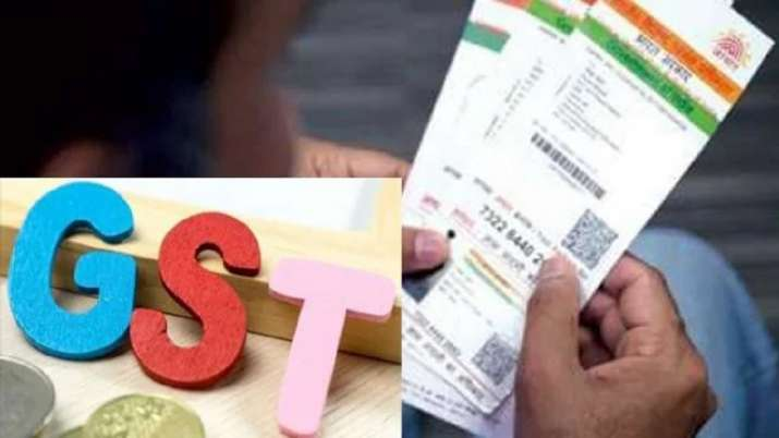 GST: Aadhaar verification to be mandatory for new dealers from Jan 2020- India TV Paisa