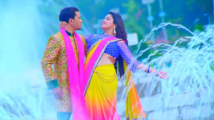 Bhojpuri Movie Song- India TV