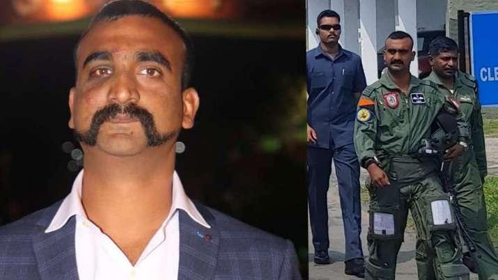 iaf wing commander abhinandan- India TV