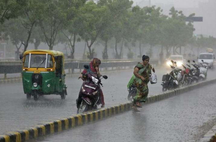 Monsoon season ends with 110 percent rainfall highest rainfall in 25 years- India TV