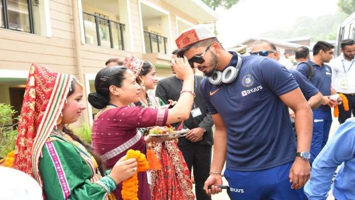 पहले T20 मुकाबले के लिए...- India TV