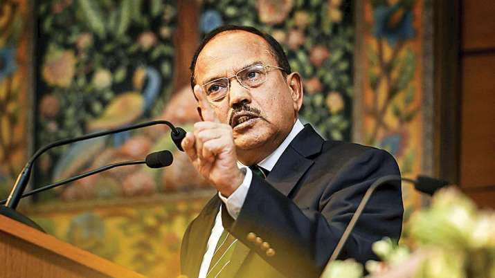 NSA अजित डोवल का बड़ा बयान, कहा-अनुच्छेद 370 पर ज्यादातक कश्मीरी हमारे साथ- India TV