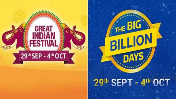 Amazon, Flipkart Festival Sale- India TV Paisa