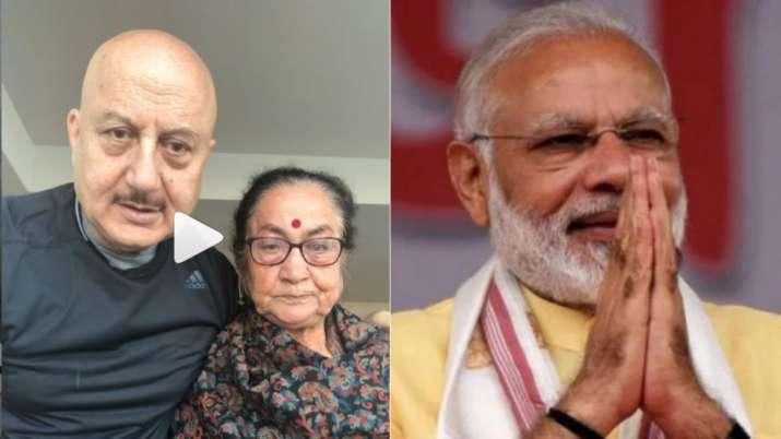 Anupam kher- India TV