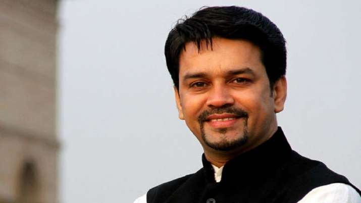 Minister of State for Finance Anurag Singh Thakur- India TV Paisa