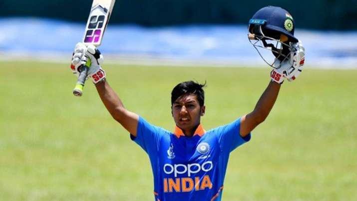 अंडर-19 एशिया कप: भारतीय टीम ने अफगानिस्तान को हराकर लगाई जीत की हैट्रिक- India TV