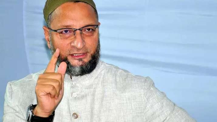 India is not a Hindu Rashtra and it never will be inshallah says Asaduddin Owaisi- India TV