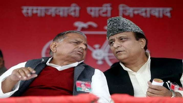 Mulayam Singh Yadav comes in support of Azam Khan- India TV