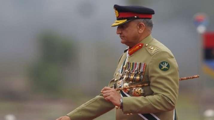 Pakistani General Qamar Javed Bajwa- India TV