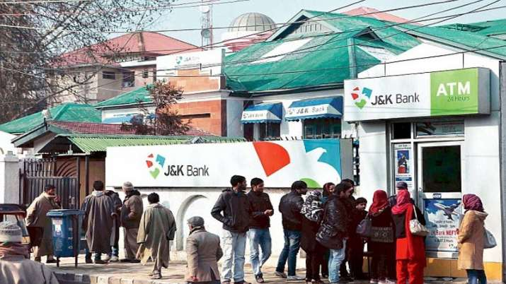 banks are facing shortage of staff in jammu and kashmir - India TV Paisa