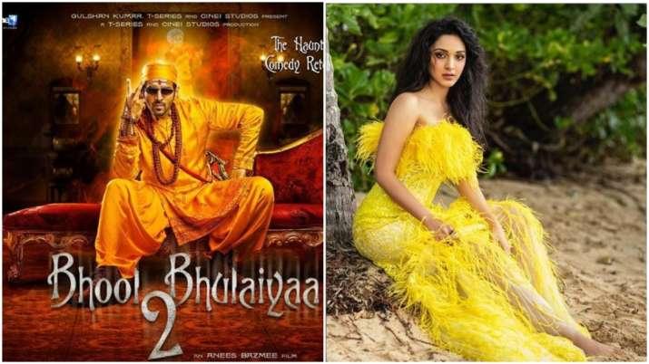 Kiara advani in bhool bhulaiyaa 2- India TV