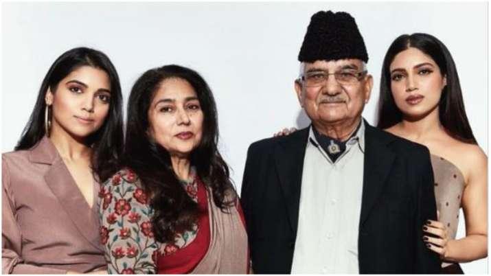 Bhumi pednekar emotional post- India TV