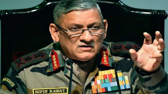 Army is always ready and will work as per government order says Army Chief, General Bipin Rawat on P- India TV