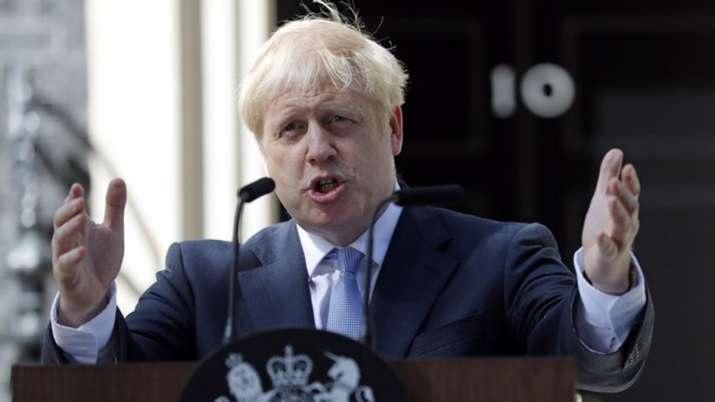 It's for India, Pakistan to find lasting solution to Kashmir, says Boris Johnson | AP- India TV