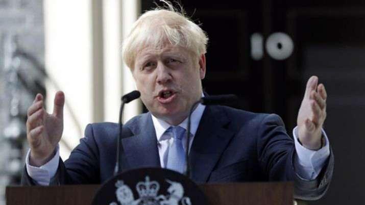 Boris Johnson- India TV