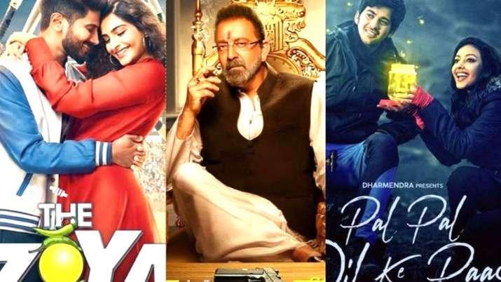 The Zoya Factor, Prassthanam, Pal Pal Dil Ke Paas- India TV