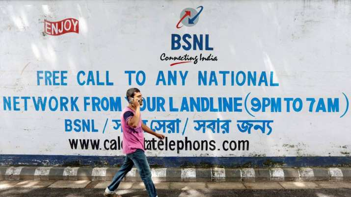 Centre plans financial package to BSNL- India TV Paisa