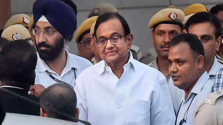 Western toilets and separate cell on Chidambaram...- India TV