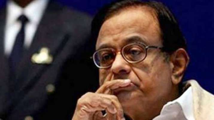 Chidambaram spends restless first night at Tihar jail with no special facilities | PTI File- India TV
