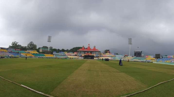 Dharamshala Stadium- India TV