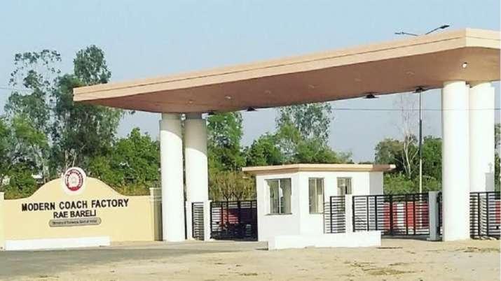 Raebareli coach factory- India TV