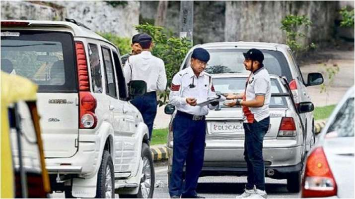 New Traffic Rules Delhiites unlikely to get relief, indicates CM Arvind Kejriwal while announcing Od- India TV