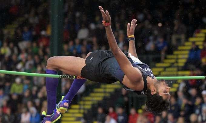 Tejaswini Shanker, Indian Athlete- India TV