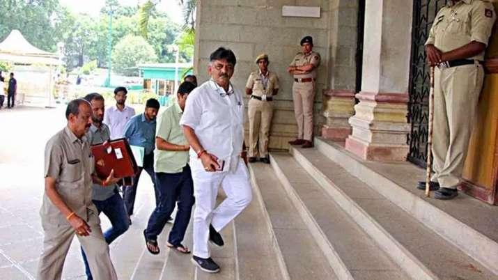 DK Shivkumar, Congress- India TV