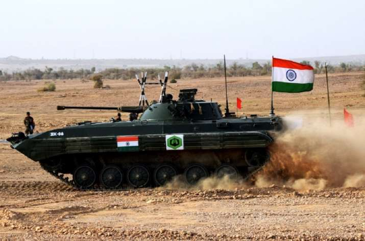 Indian Amry- India TV