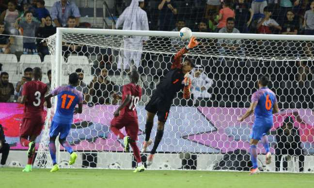 Indian Football Team- India TV