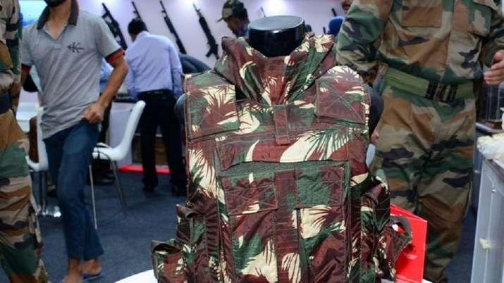 Bullet Proof Jacket- India TV