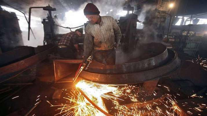 Eight core sectors growth slows to 2.1 pc in July - India TV Paisa