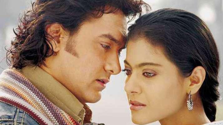 'लंबे वक्त के बाद' मिले 'फना' के ज़ूनी और रेहान, देखिए आमिर और काजोल की प्यारी तस्वीर- India TV