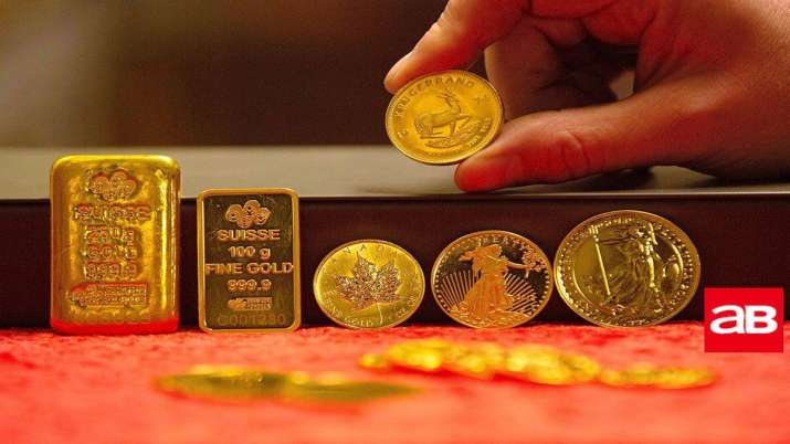 Gold falls by Rs 170 as rupee rallies on FM's announcements- India TV Paisa
