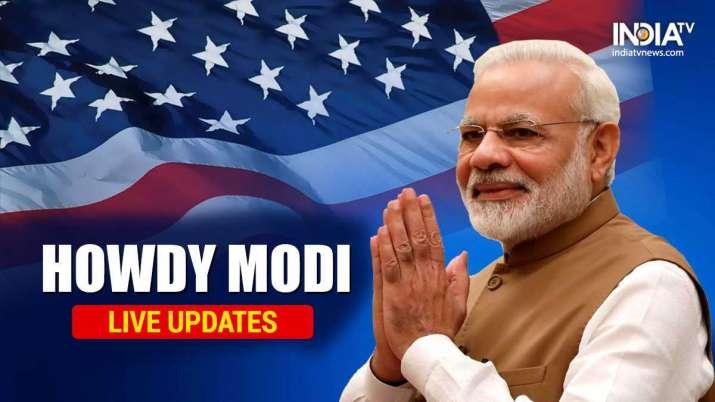Narendra Modi in America- India TV