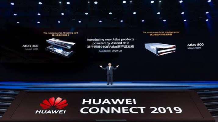 Huawei Adds Ascend-based Atlas Series Products and Cloud Services - India TV Paisa