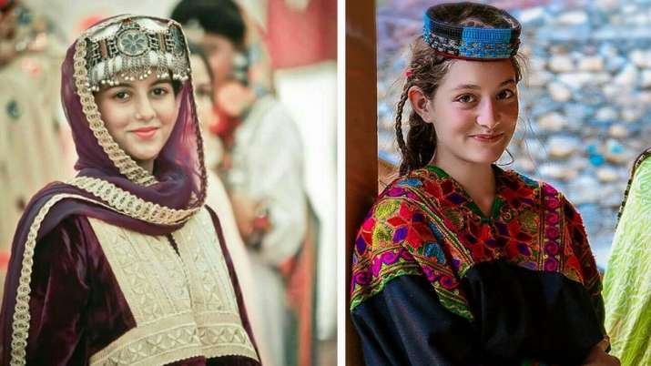 Hunza womens