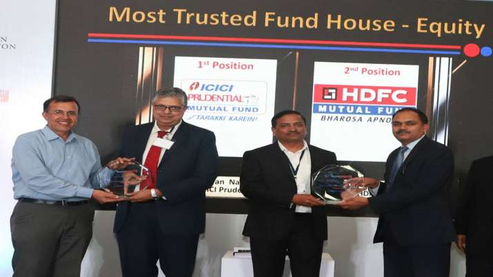 ICICI Prudential tops the IFA survey, HDFC Mutual Fund ranked second- India TV Paisa