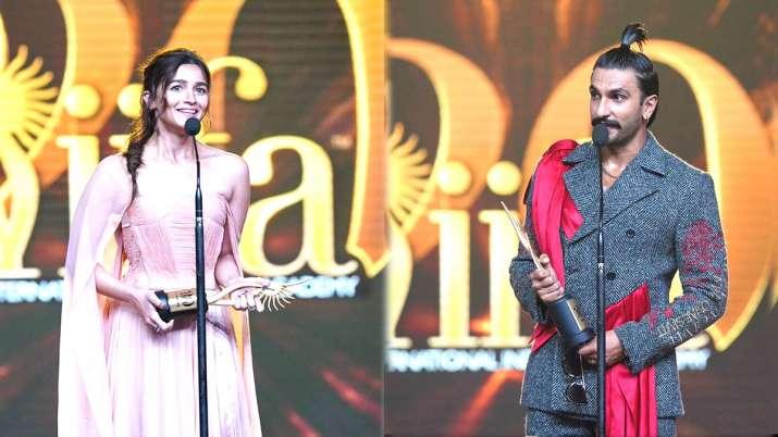 IIFA 2019: Alia Bhatt and Ranveer Singh- India TV
