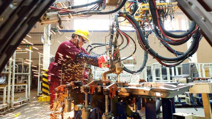 Industrial output rises 4.3 pc in July- India TV Paisa