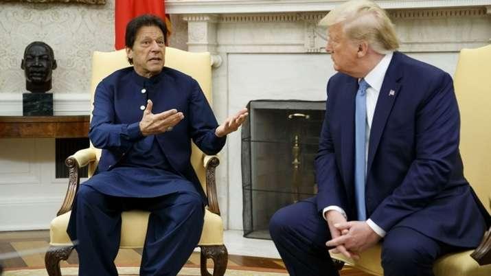 Pakistan PM Imran Khan to meet Donald Trump twice during US visit | AP- India TV